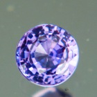 Color shift purple Ceylon sapphire