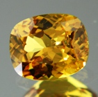 rare yellow sapphire natural no-heat