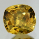 Cognac greenish yellow Ceylon Zircon.