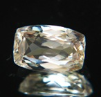 cristal luster white sapphire untreated
