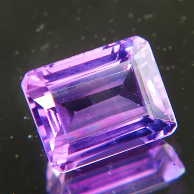 trillion Brazil amethyst unheated and natural in near 20x20mm