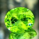 golden delicious apple-green peridot
