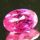 dark pink neon tourmaline