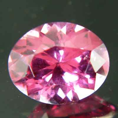 red grape colored spinel without treatments