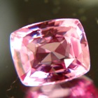 pink spinel without treatments
