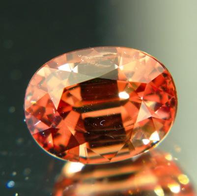Tanzanian colour change Garnet near 4 carat