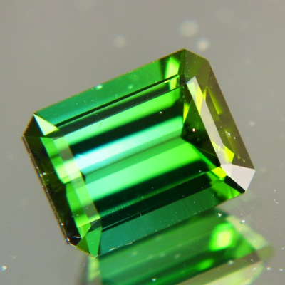 Mint green emerald Afghani tourmaline