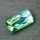 paraiba type tourmaline free of treatments, precision cut and free of inclusions