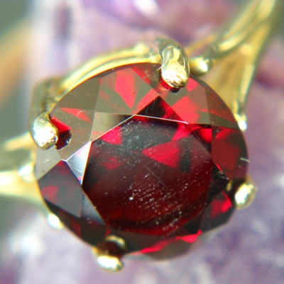 untreated gemstone jewelry