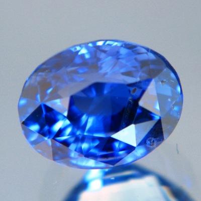 Kashmir blue Ceylon sapphire