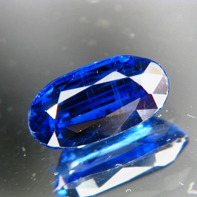 Kashmir blue Kyanite without treatments as-blue-as-sapphire