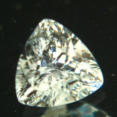 Aqua blue green Montana sapphire