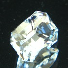 Fancy blue Colorado Topaz