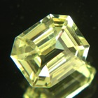Ceylon chrysoberyl, certified and fine colored