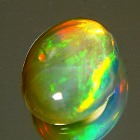 untreated all colored orange based zone welo opal
