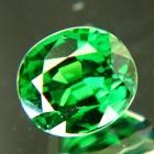 Dense green Tsavorite