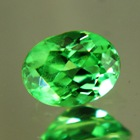 green grossular garnet tsavorite certified and unheated