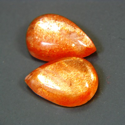 untreated USA sunstone with schiller