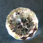 Hint of peach Australian Topaz