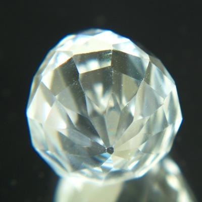 briollette white zimbabwe quartz