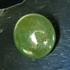 untreated deep pure green spinach jade type A round