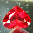 Bordeaux red Ceylon spinel