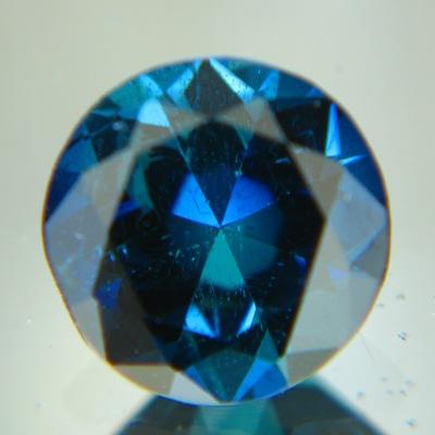 Ultramarine green blue African indicolite tourmaline