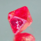 Deep pure red Mahenge spinel cristal