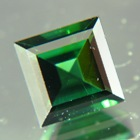 deepest green in natural tourmaline