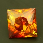 finest orange-red-yellow spanish sphalerite in world-class unbeatable quality
