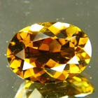 Cinnamon brown Ceylon Tourmaline