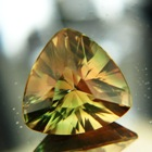 Yellow orange green Oregon sunstone