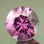 Purplish violet Ceylon spinel