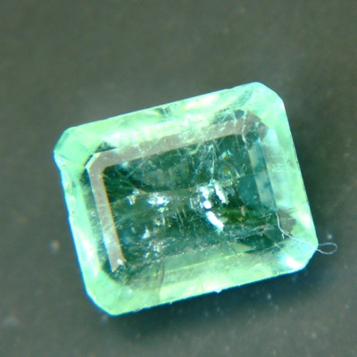 Colombian 1.15 carat oil-only emerald