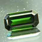 Dark jungle green Ceylon tourmaline