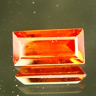 hessonite without treatments and IGI report 3 carats
