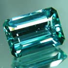 beautiful green beryl natural gemstone