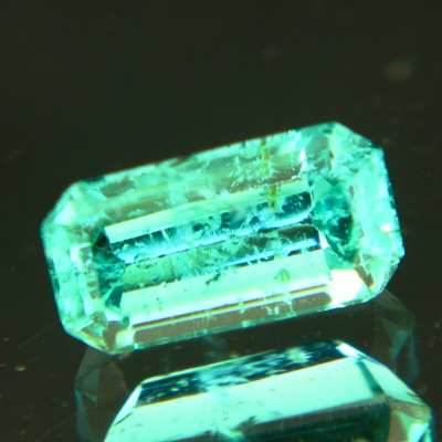 Untreated no oil emerald