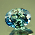 lovely oval shape sapphire natural untreated