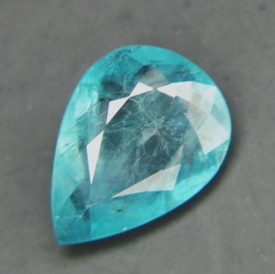 extra rare grandidierite from madagascar in big pendant size