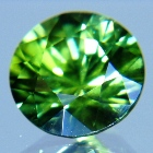 african green sapphire unheated not treated