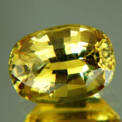 Ceylon Chrysoberyl in great color