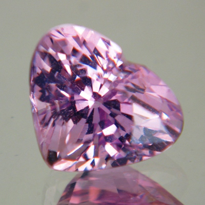 Mild bubble gum pink Tanzania spinel