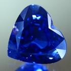 Fine kashmir blue Ceylon sapphire