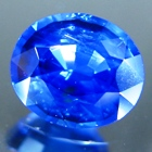 blue sapphire no heat not treated