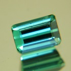 Mint green Afghani tourmaline