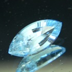indian aquamarine without treatment