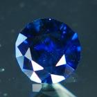 Midnight kashmir Ceylon sapphire