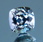 tanzanian white sapphire not treated no-heat