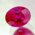 1.5 carat no heat ruby mozambique